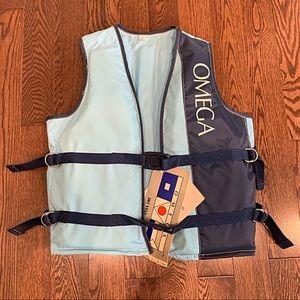 🚫SOLD🚫 NWT {Omega} Life Jacket, M